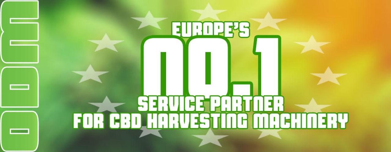 No. 1 Service Partner in Europe!